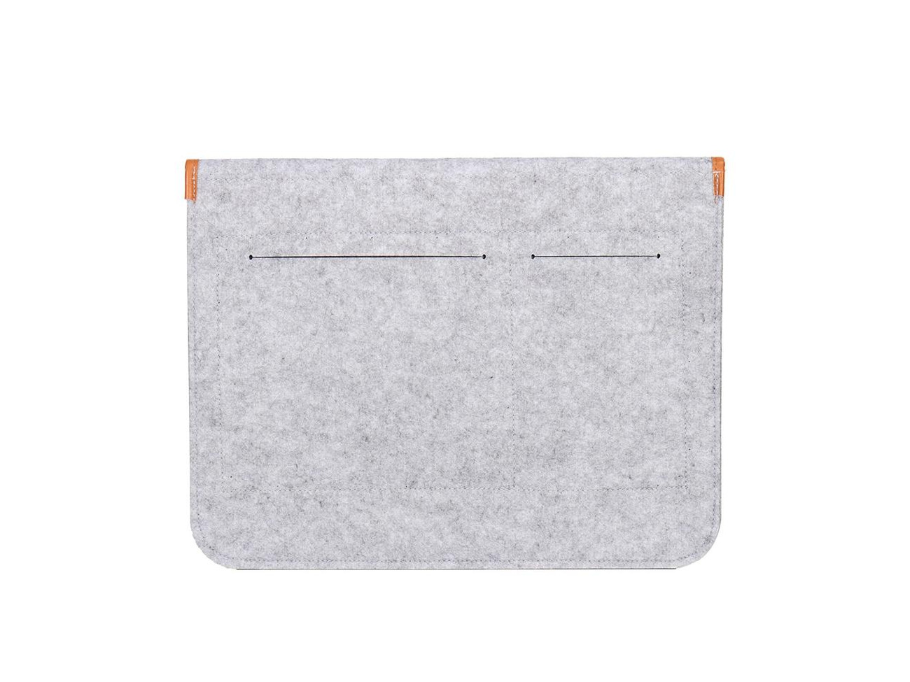 15 Inch Wool Leather laptop Sleeve Bag For Laptop Macbook Pro//Air 15/""