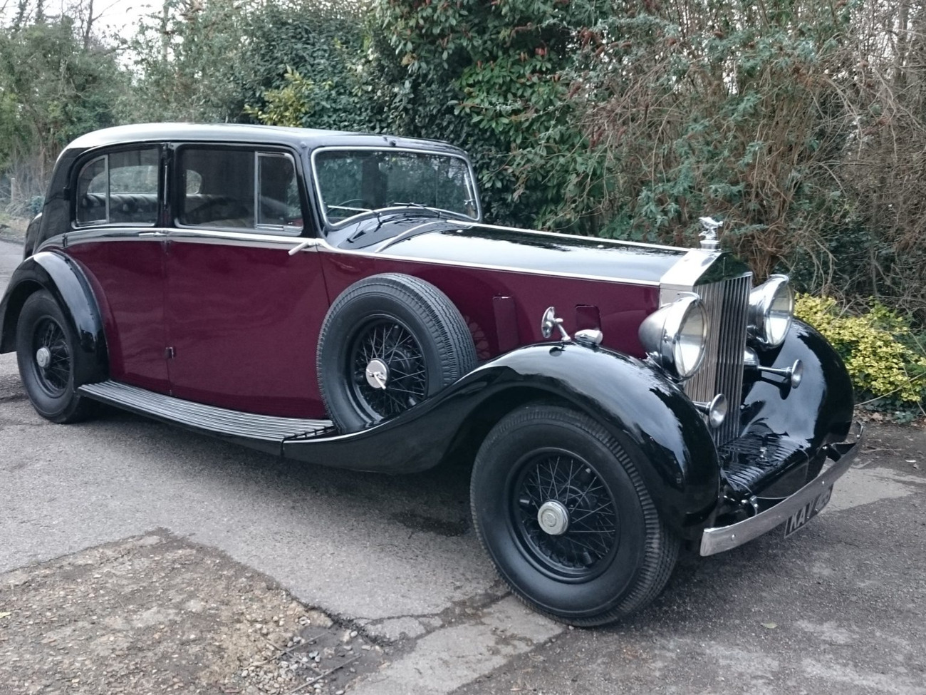 Rent 1937 Rolls Royce Phantom Iii In Thames Ditton Rent For 500 00 Day 357 14 Week