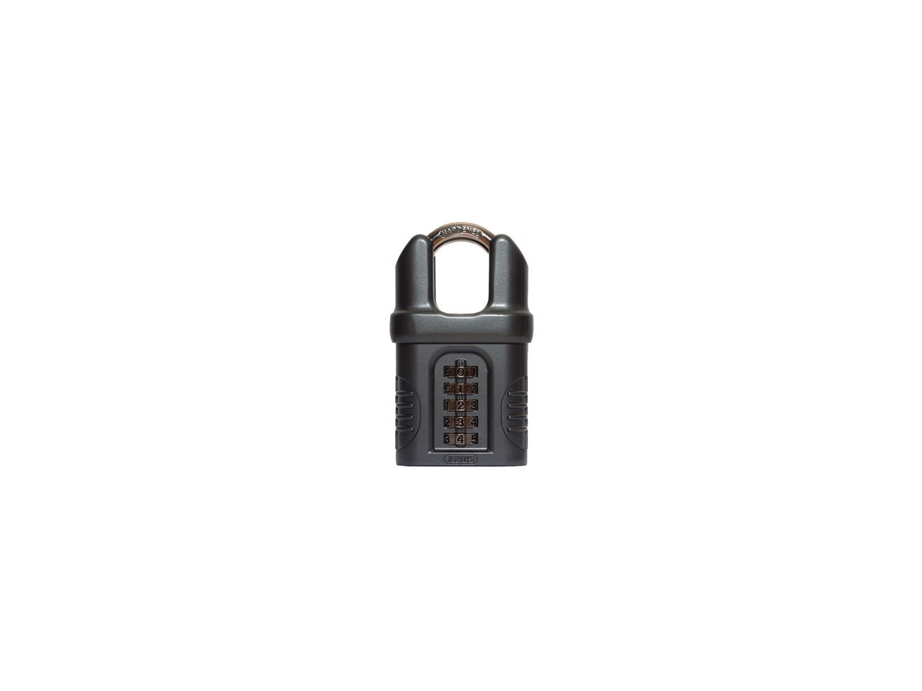 ABUS Mechanical 158CS//65 65mm Closed Shackle Combination Padlock 5 Digit