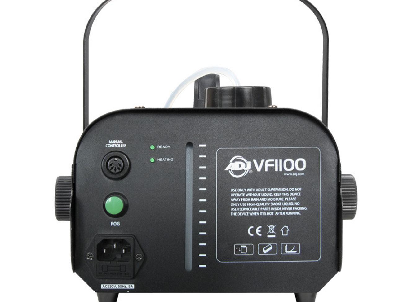 ADJ VF1100 850W wireless fog smoke machine