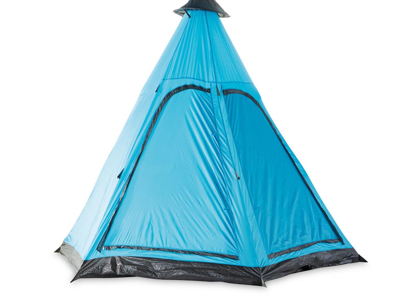 separation shoes e94e4 a6d37 Adventuridge Tipi Tent 4-man (Easy Set Up)