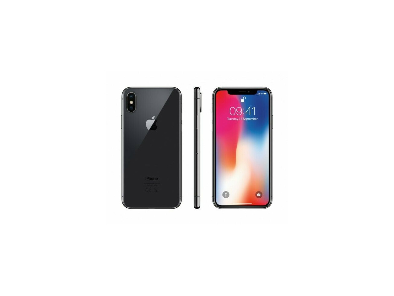 b6f24f2523a Rent Apple iPhone X (iPhone 10) 64GB & 256GB Unlocked SIM Free  Smartphone 2 Colours in Wolverhampton | Fat Llama