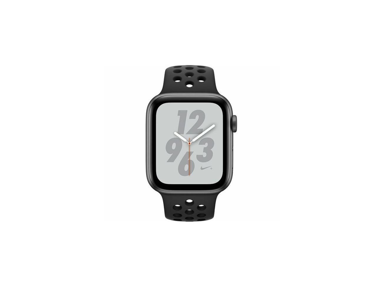 Apple Watch Series 4 Nike+ 44 mm Space Grey Aluminum Case MU6L2BA