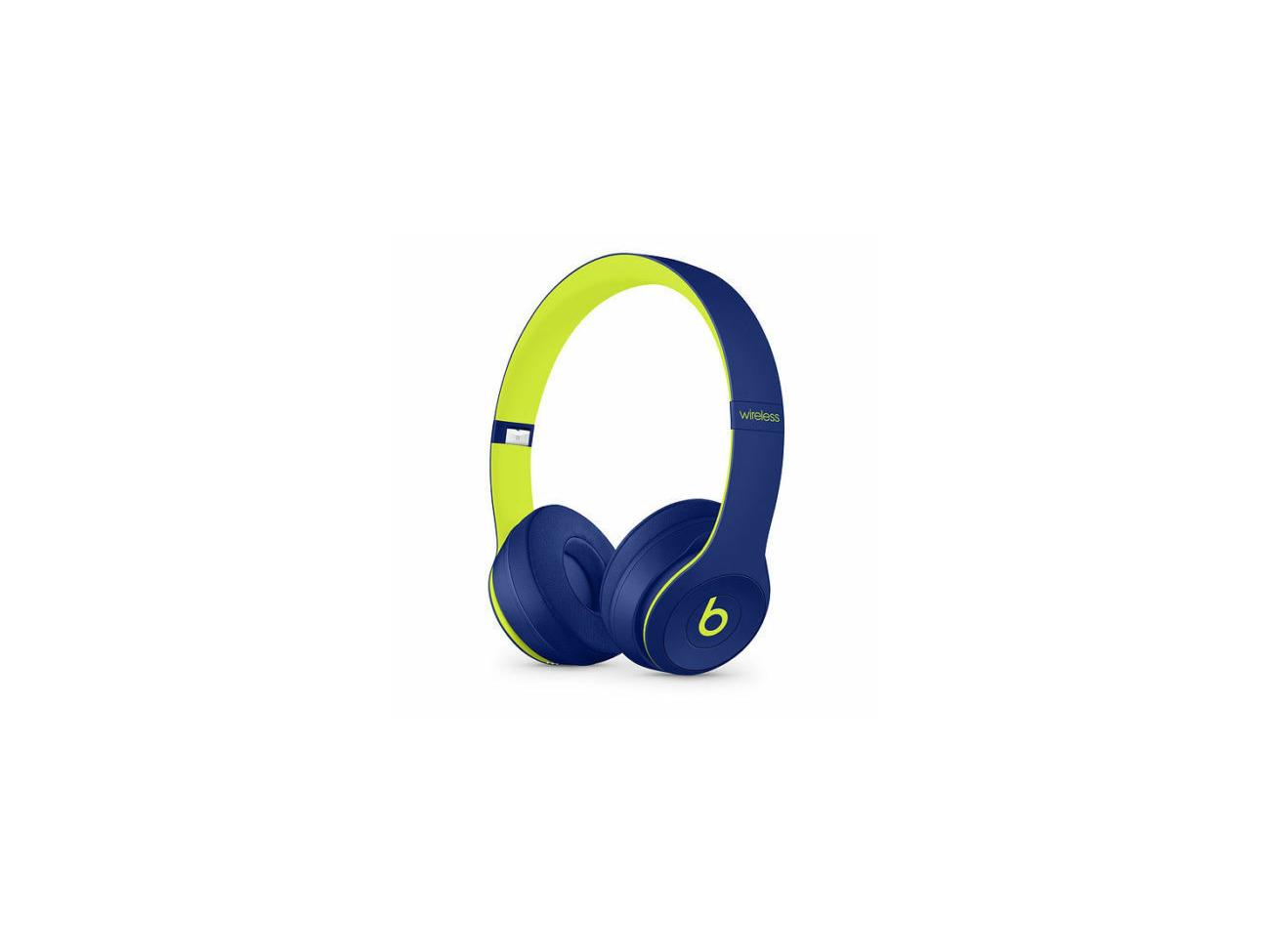 ebafac333c3 Buy Beats Solo3 Wireless On-Ear Headphones – Beats Pop Collection – Pop  Indigo | Fat Llama