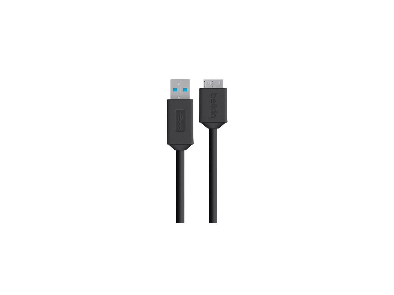 Universal Smartphones and Tablets Belkin Micro USB 3.0 Charge and Sync Cable for Samsung Galaxy S5 Note 3 2.1 Amp USB Car Charger Black