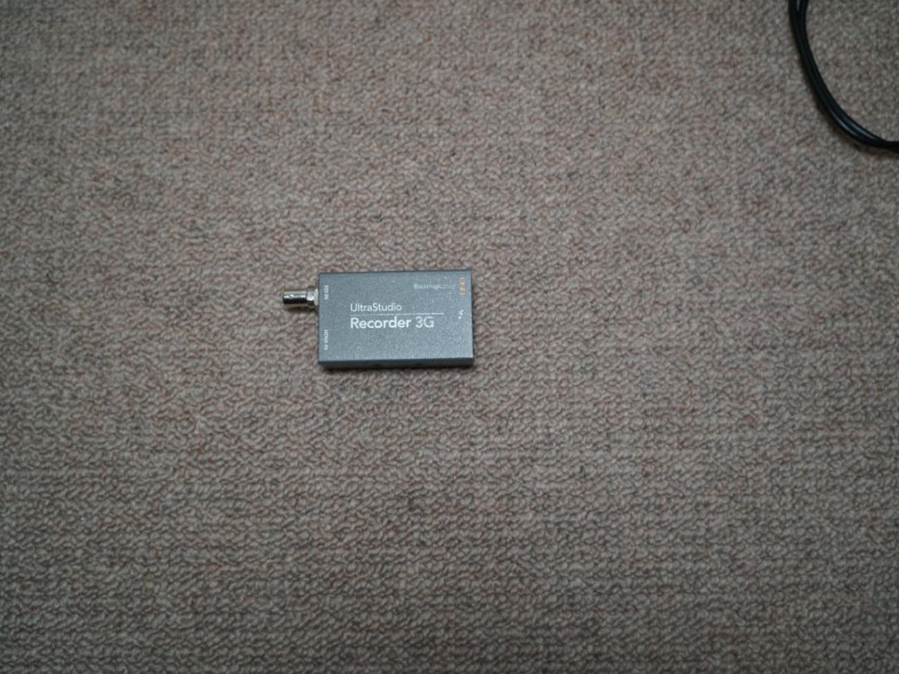 Rent Blackmagic Design Ultrastudio Recorder 3g Thunderbolt Hdmi Cables In London Rent For 10 00 Day 5 71 Week