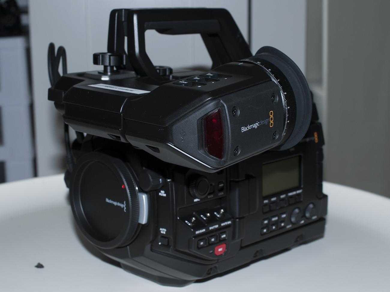 Rent Blackmagic Design Ursa Mini Pro 4 6k Digital Cinema In New York Rent For 175 00 Day 142 86 Week