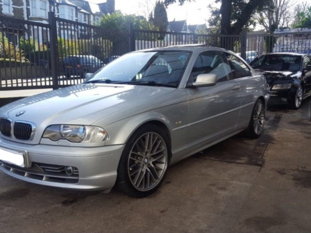 Rent Bmw Series 3 E46 330 Coupe 2001 In Potters Bar Rent For 250 00 Day 178 57 Week