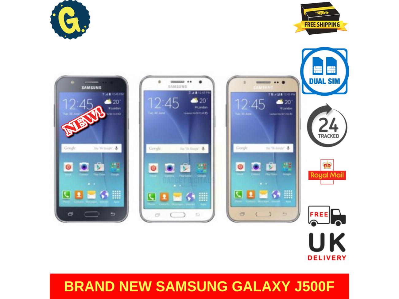 Buy Brand New SAMSUNG GALAXY J5 - Unlocked - 8GB Dual Sim Unlocked