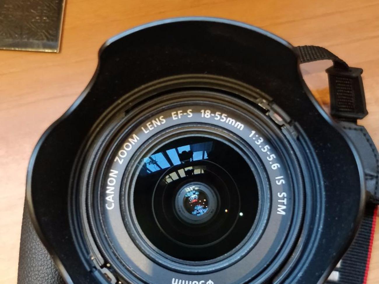 Canon EOS 700D t5i DSLR Camera