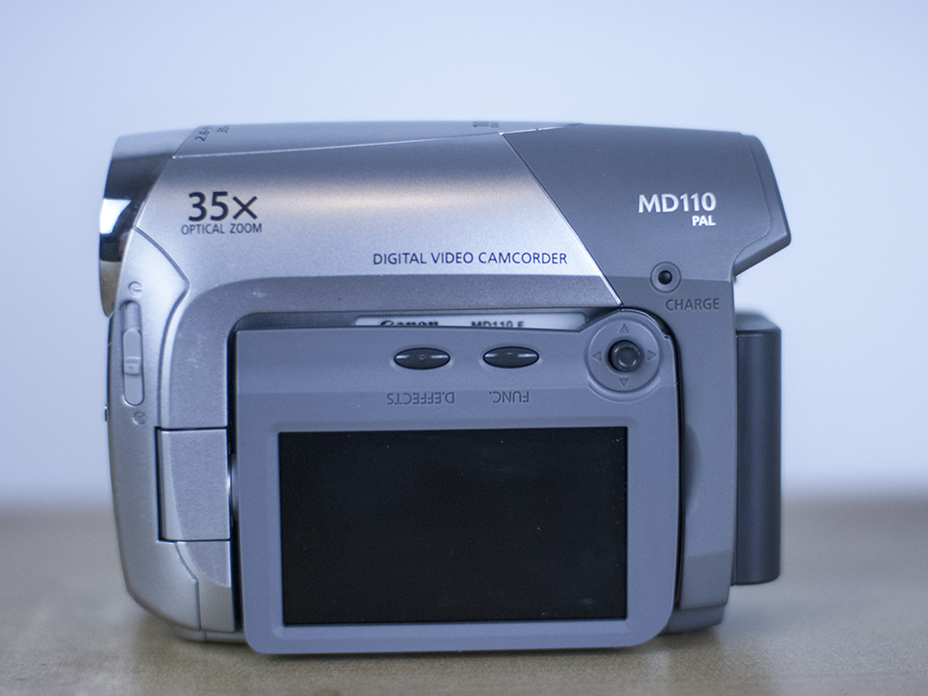 DRIVER UPDATE: CANON MD110