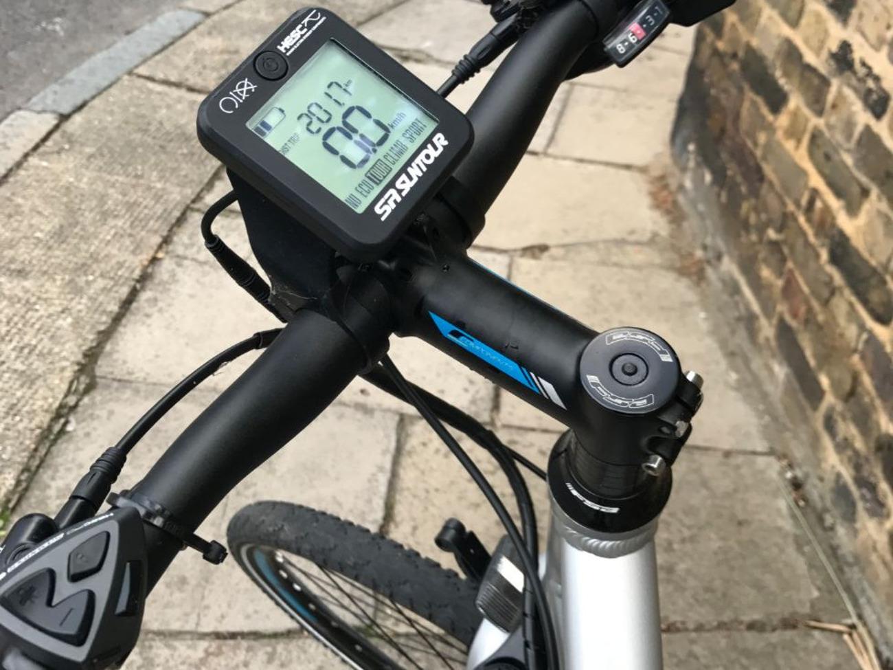 Carrera Crossfire-E Womens Electric Bike