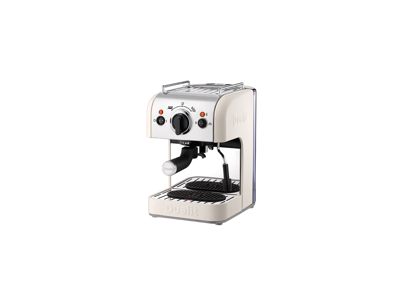 Silver Dualit 84440  3-in-1 Coffee Machine