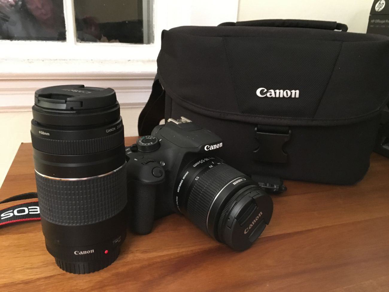 Easy To Use Canon Eos Rebel T5 W 2 Zoom Lenses