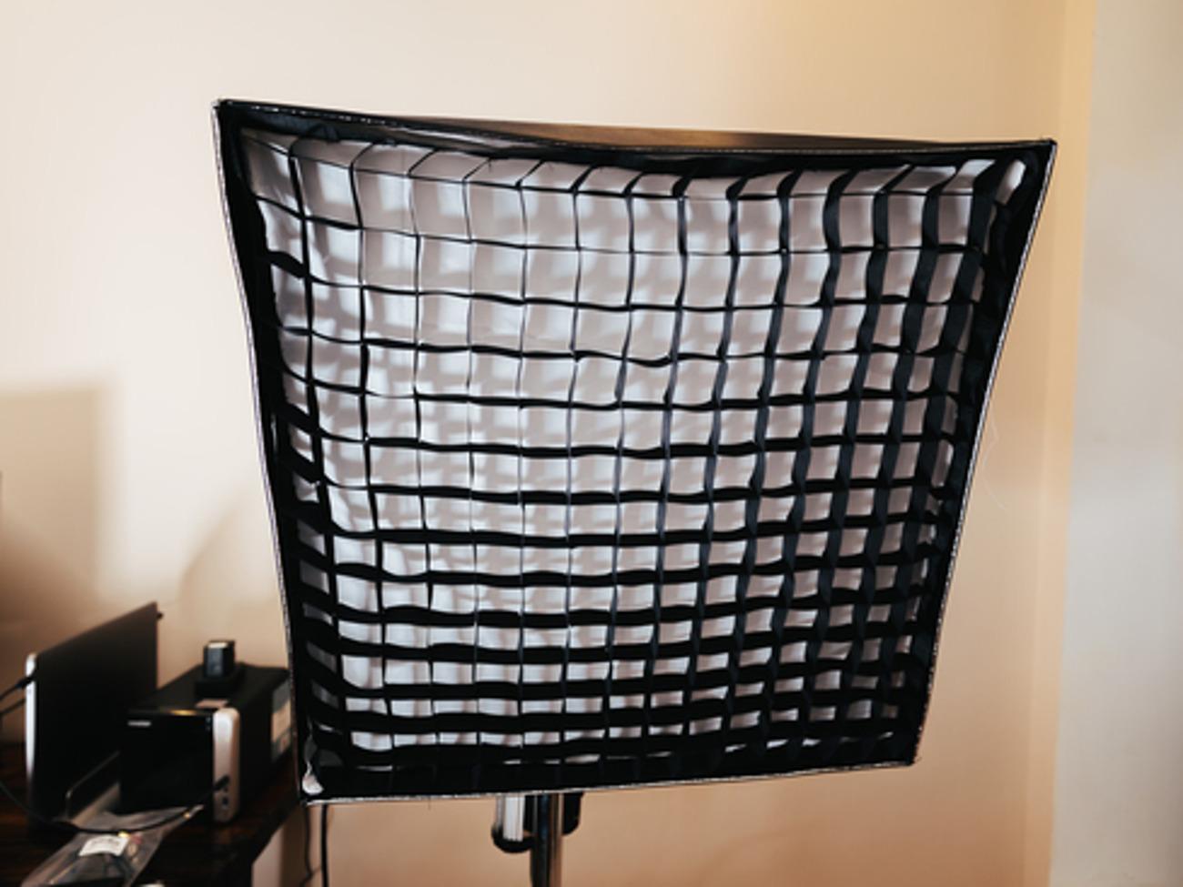 Falcon eyes RX-24TDX LED 3x3 bi-color panel (litemat build)