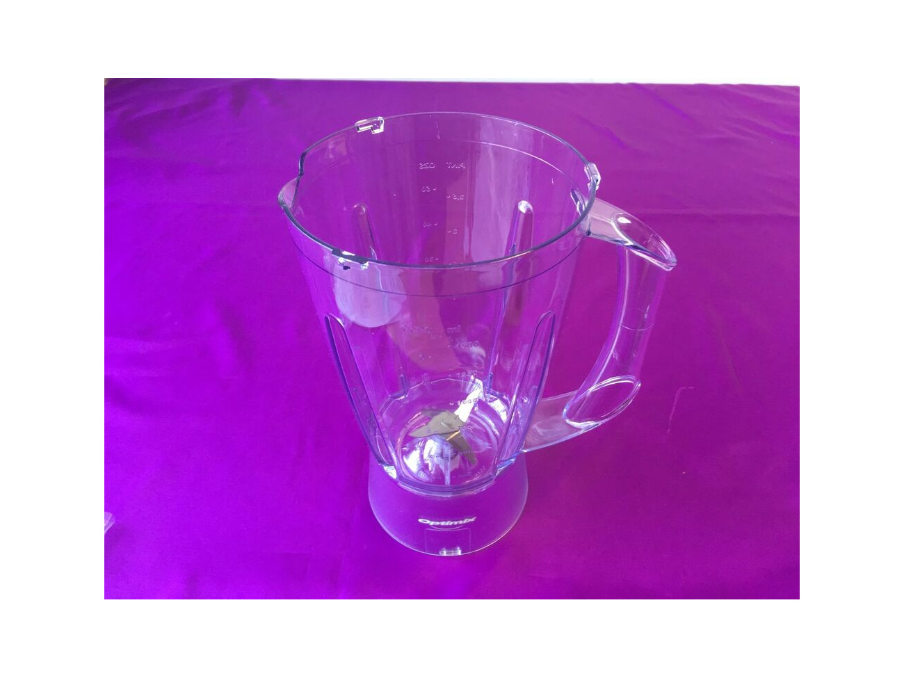 Kenwood FP220 Goblet Plastic
