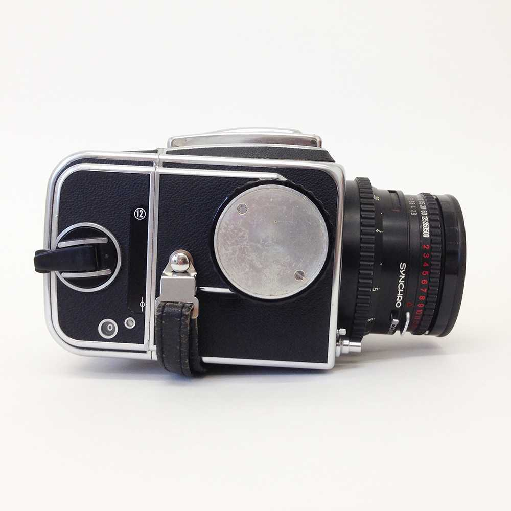 Hasselblad 500CM Medium Format Camera with 80mm Lens