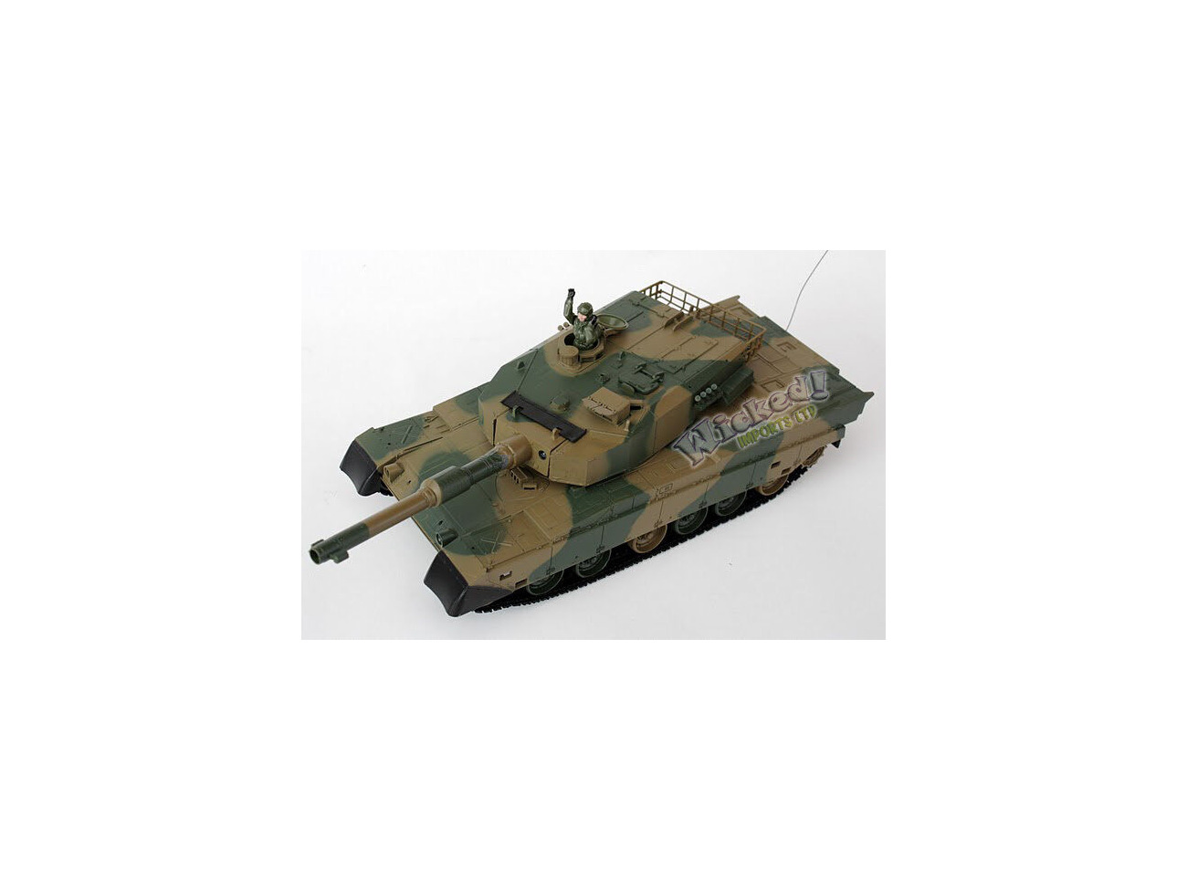 Buy Heng Long Radio Control RC Military Army Battle BB Firing Type
