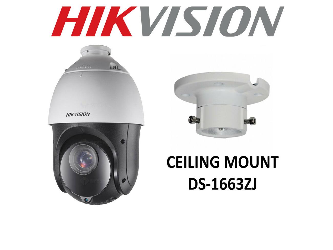 Buy HIKVISION PTZ IP POE CCTV ZOOM CAMERA TURBO HD 100M NIGHT VISION