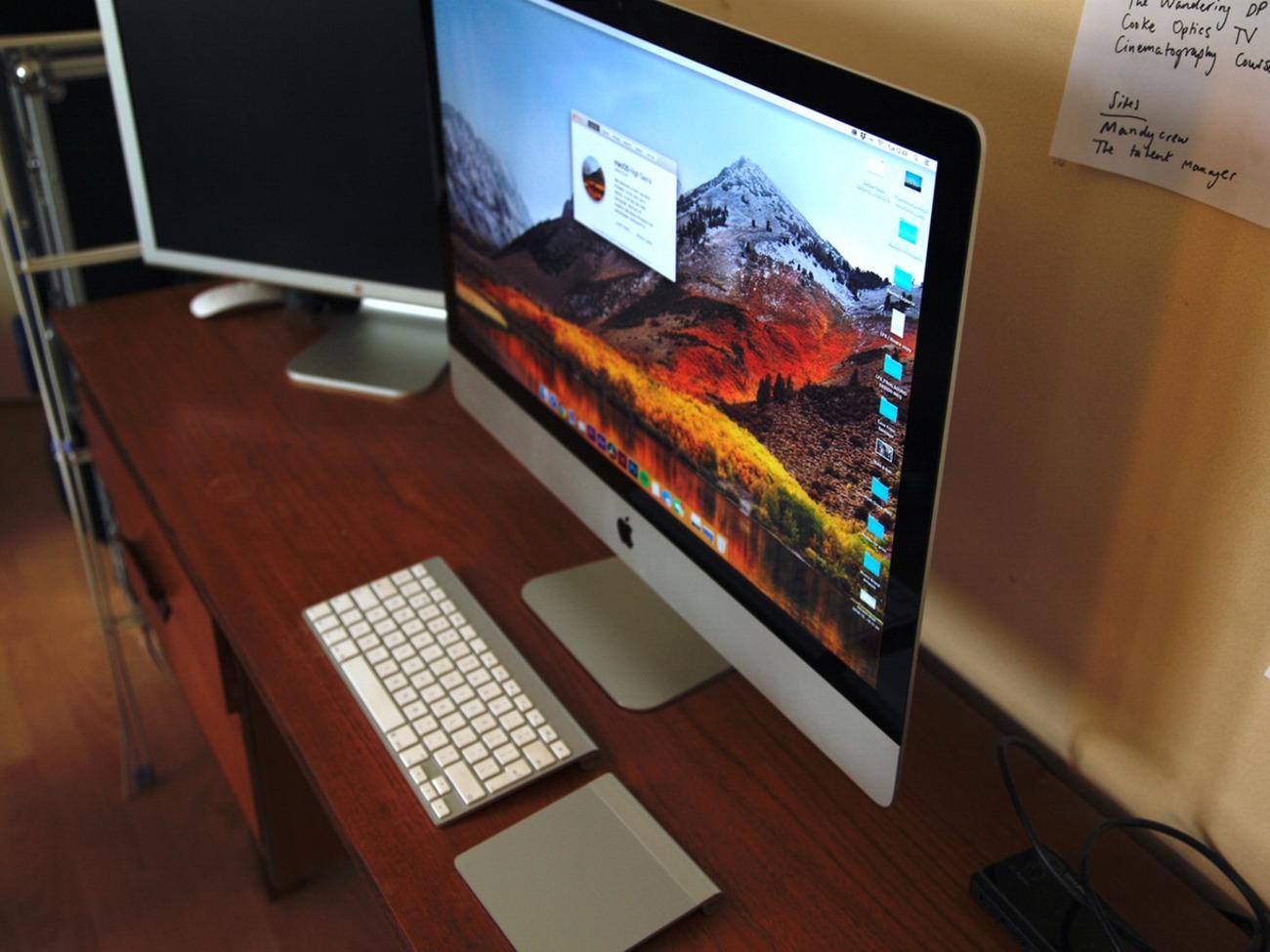 Buy iMac 27 5K, 24GB RAM, 256 SSD, 3 5 GHz Quad Core, Radeon