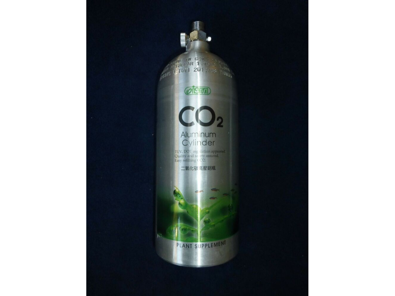 Buy ISTA CO2 REFILL SERVICE / CO2 TANK REFILL for YOUR cylinder 0 5l