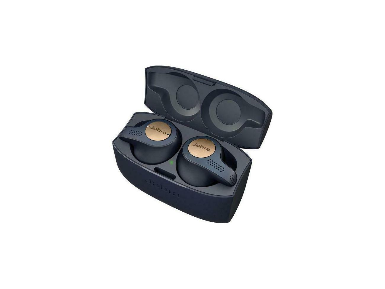 Buy Jabra Elite Active 65t True Wireless Copper Blue True Wireless Earbuds For Call Fat Llama