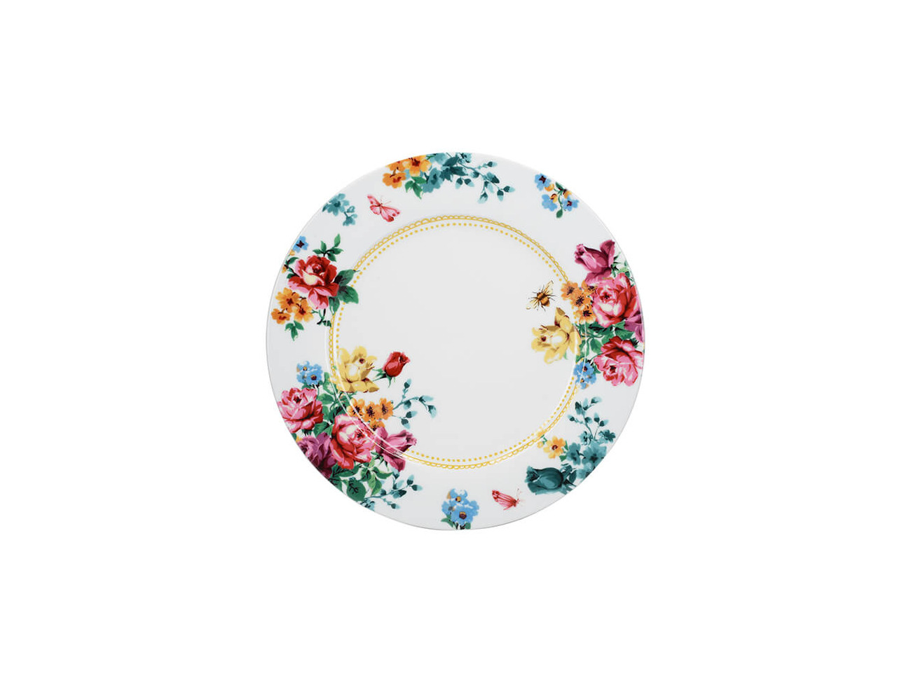 Katie Alice Bohemian Spirit Dinner Plate Dishwasher and Microwave Proof