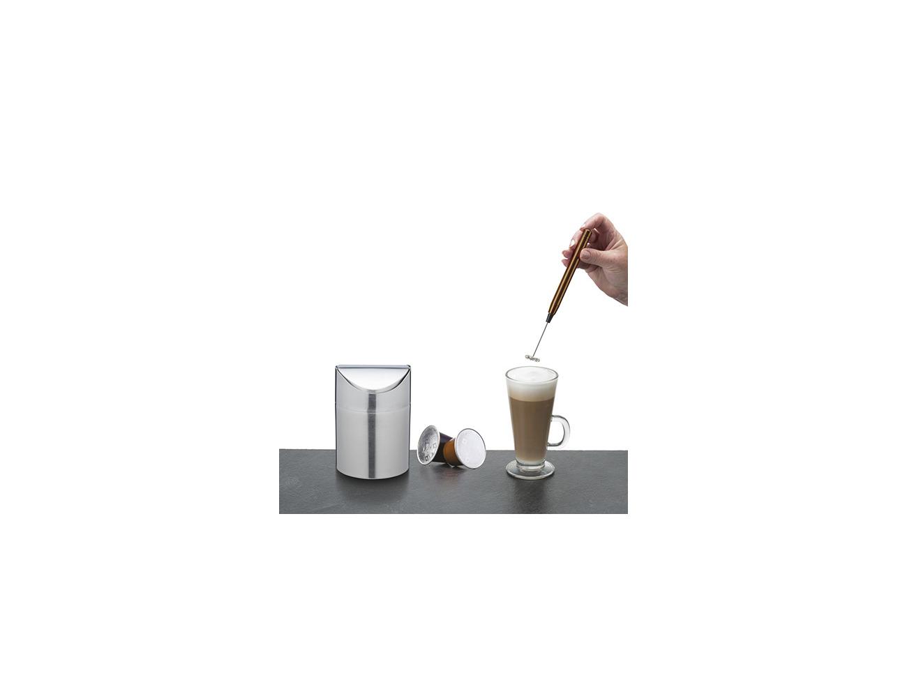 9 x 9.9 x 9cm Kitchencraft Lexpress Mini Stainless Steel Table ...
