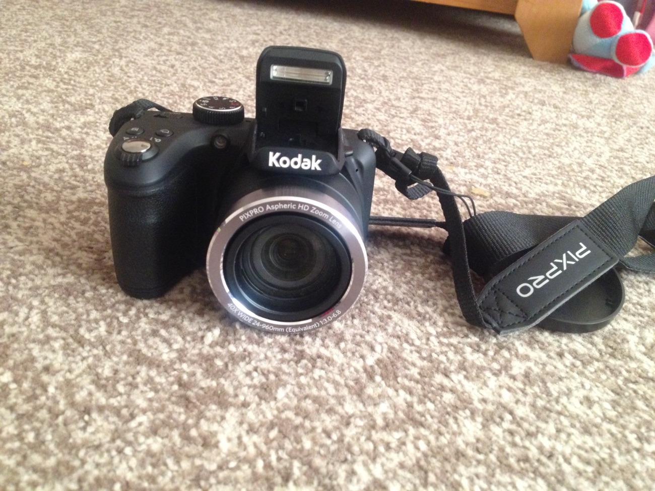 Kodak PixPro AZ401 Bridge Camera