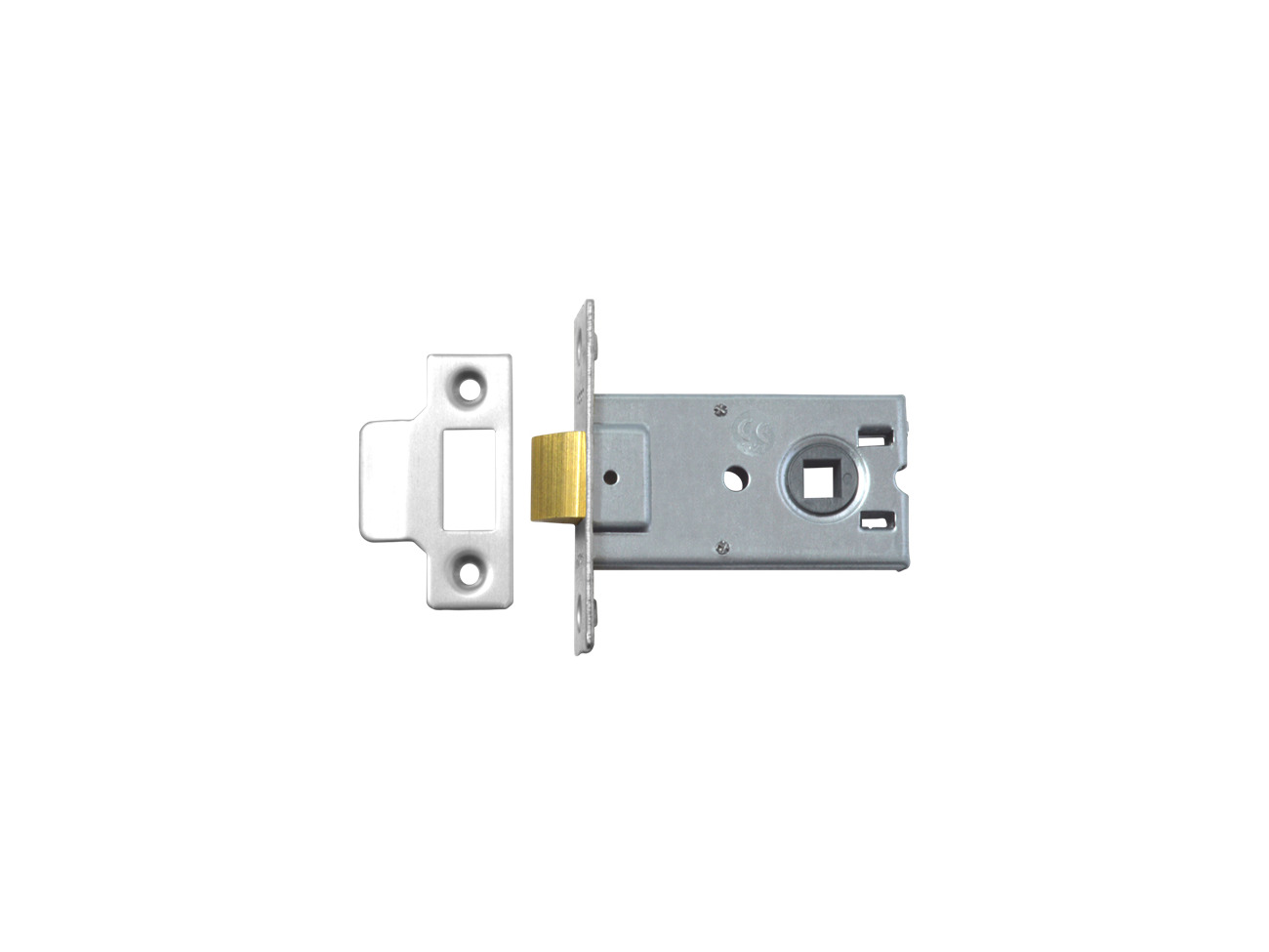 "Legge 2378 2 Lever Sashlock 75mm//3/"" Mortice Door Lock Polished Brass"