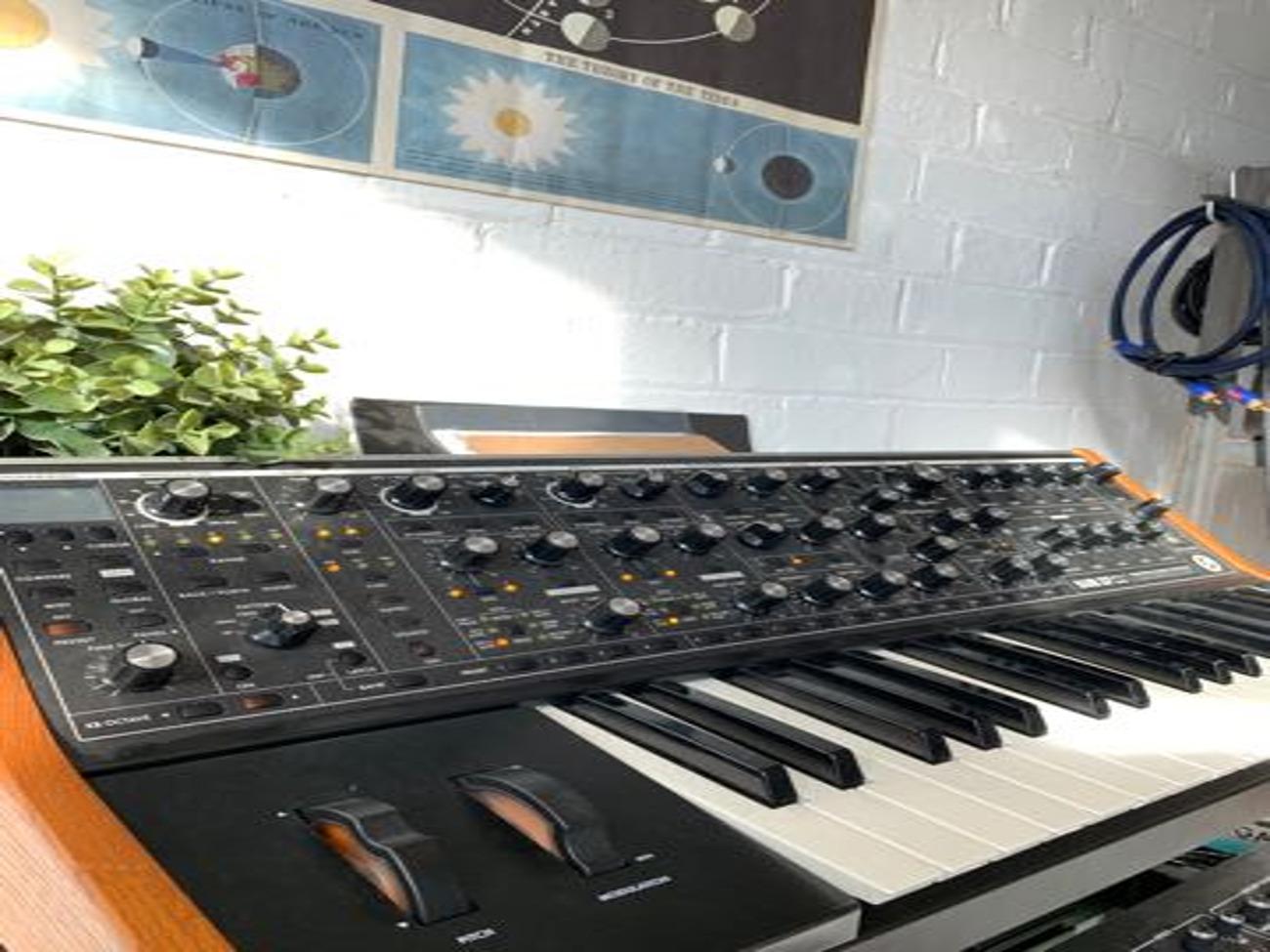 Moog Sub 37 Bob Moog Tribute Edition + Black Flightcase