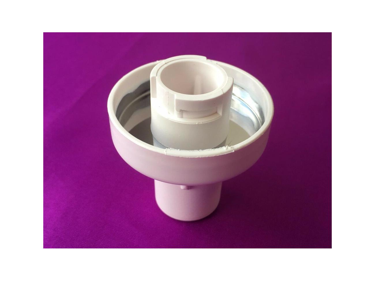 Ø 27 cm ASA Grande Glass Bell Transparent Glass Dome Cheese Bell Glass