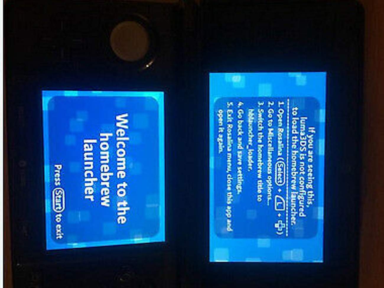3ds Homebrew Apps