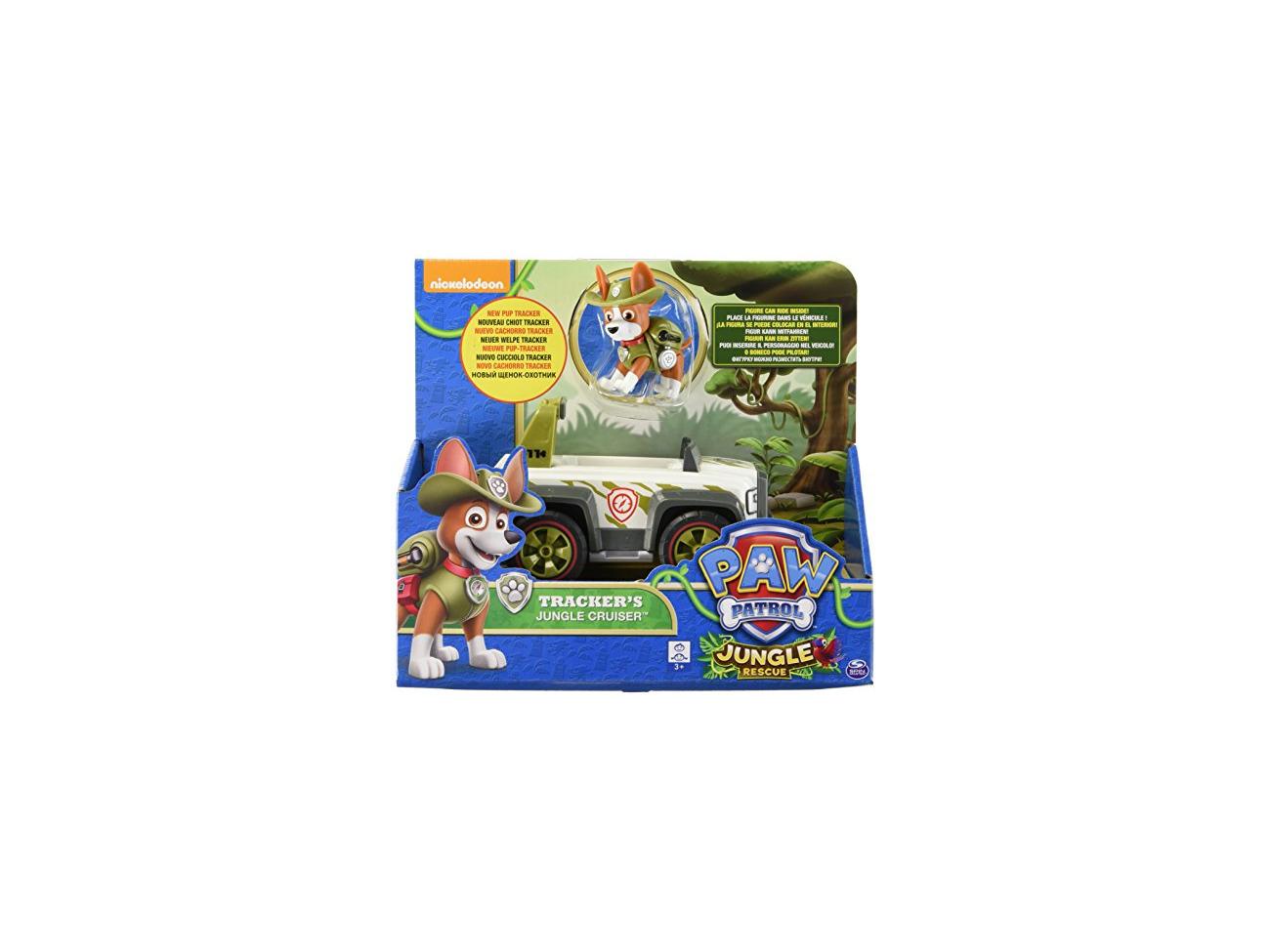 PAW PATROL Paw VHC BscV Jungle Tracker UPCX GML 6053388 Multi-Colour