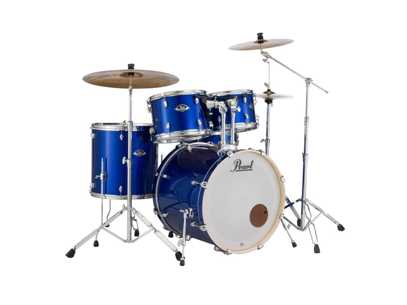 Rent Pearl Export Exx Drum Kit And Sabian Sbr Cymbals