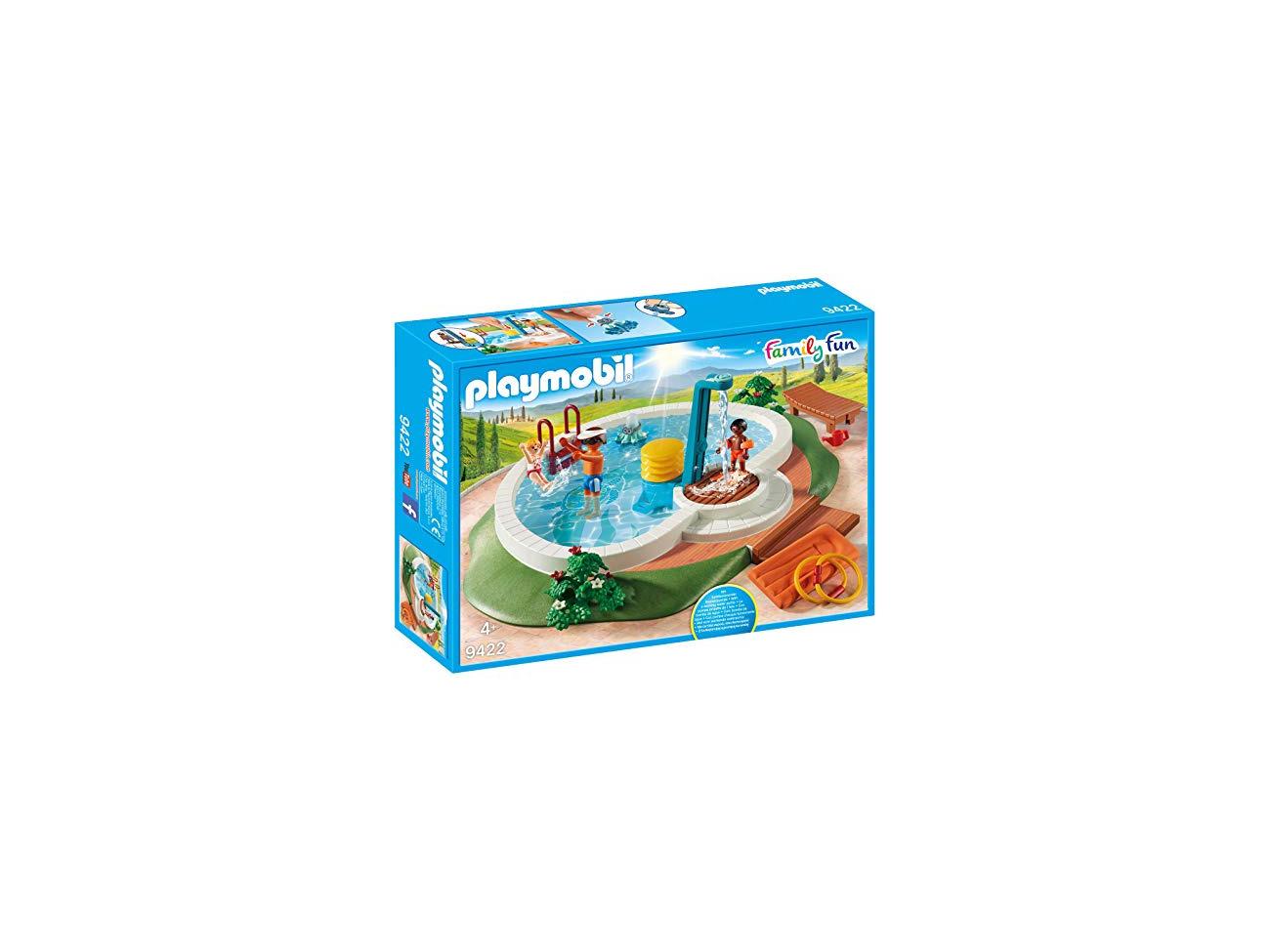 Swimmingpool Family Fun PLAYMOBIL 9422