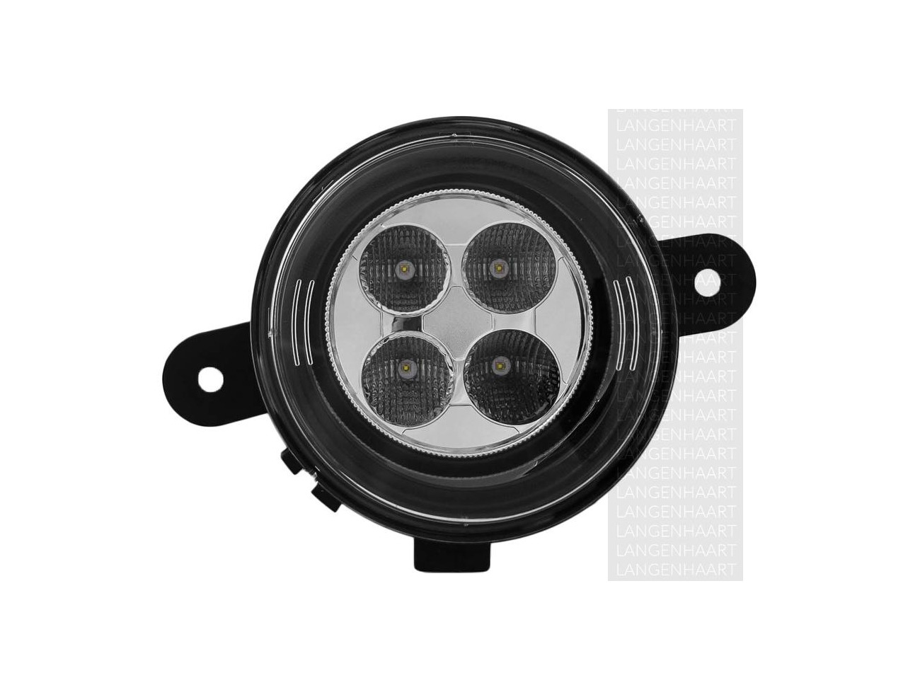 For Renault Twingo 2007-/> Front LED fog lights /& DRL pair left /& right