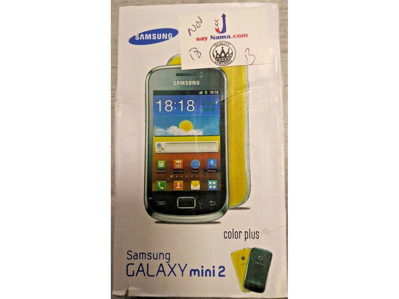 cover samsung galaxy mini 2 ebay
