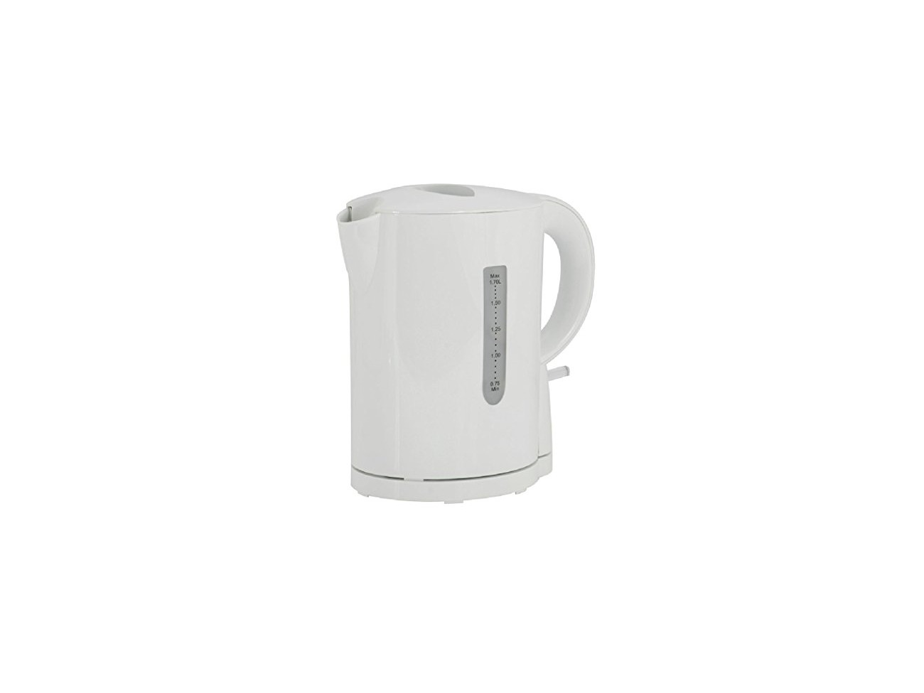 Simple Value Cordless Kettle White at