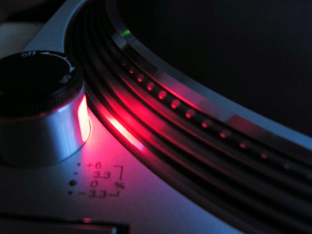 Technics SL 1200 MK2 Vinyl Turntable