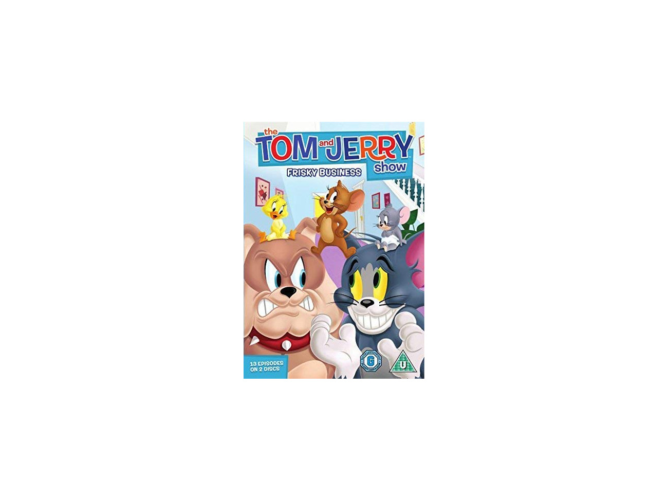 Buy The Tom and Jerry Show - Season 1 Part 1 [DVD] [2014