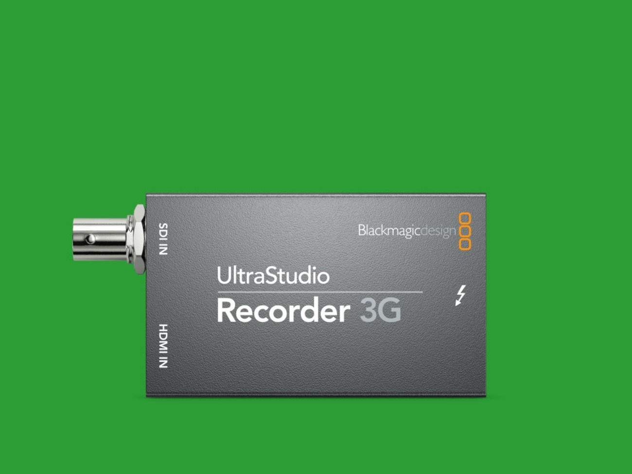 Rent Ultrastudio Recorder 3g Sdi Hdmi With Thunderbolt 3 Cable Bmd Mini Recorder In Croydon Rent For 16 00 Day 14 00 Week