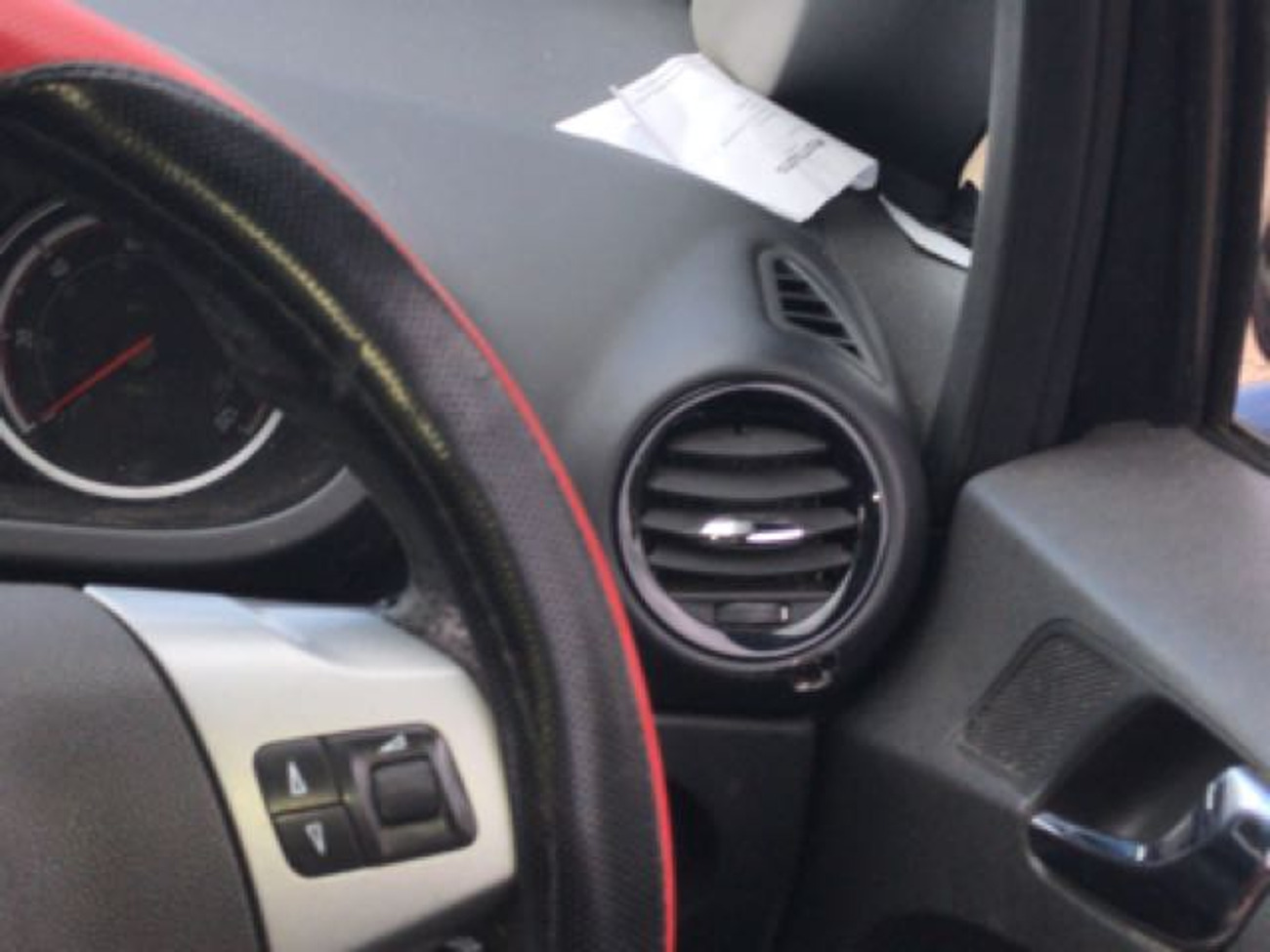 Vauxhall Corsa D Car