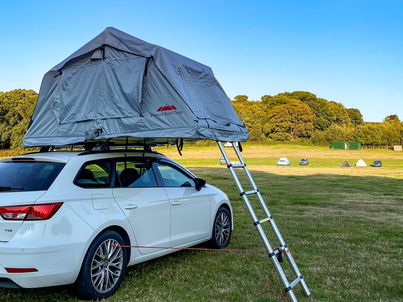 Rent Ventura roof tent in Gedling (rent for £30.00 / day ...