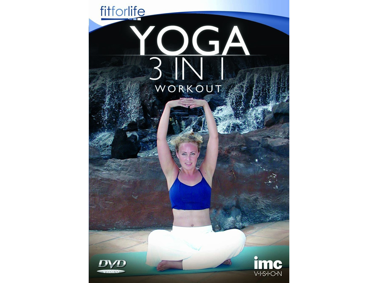 Buy Yoga 3 In 1 3 X 20 Minute Workouts Hatha Ashtanga Yoga Fit For Life Series Dvd Dvd Fat Llama
