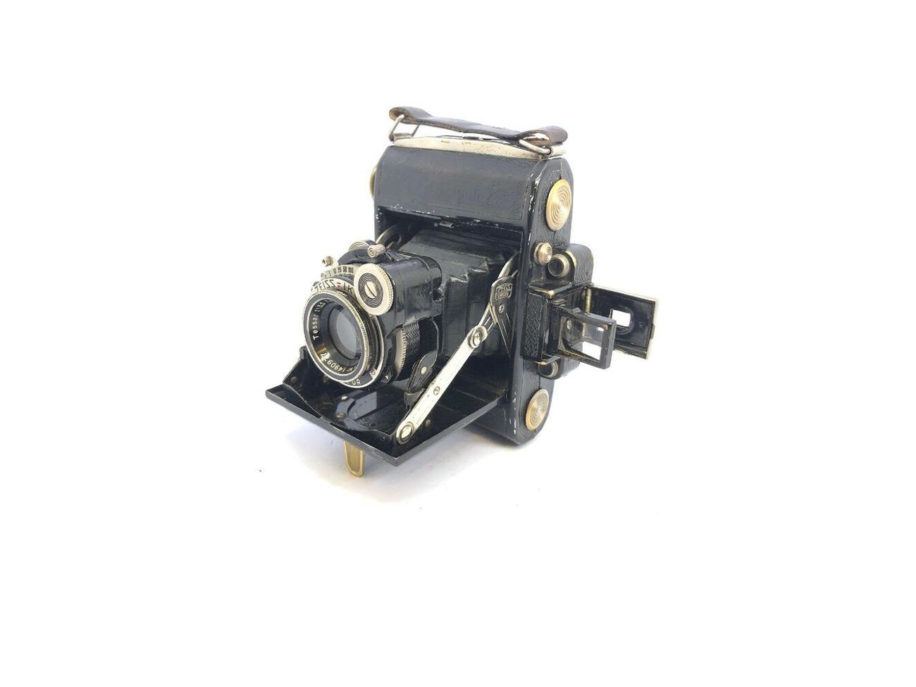 ZEISS IKON Super Ikonta (A) 530 Camera c 1934-37 w/ 1:3 5/7cm Tessar Lens  #434