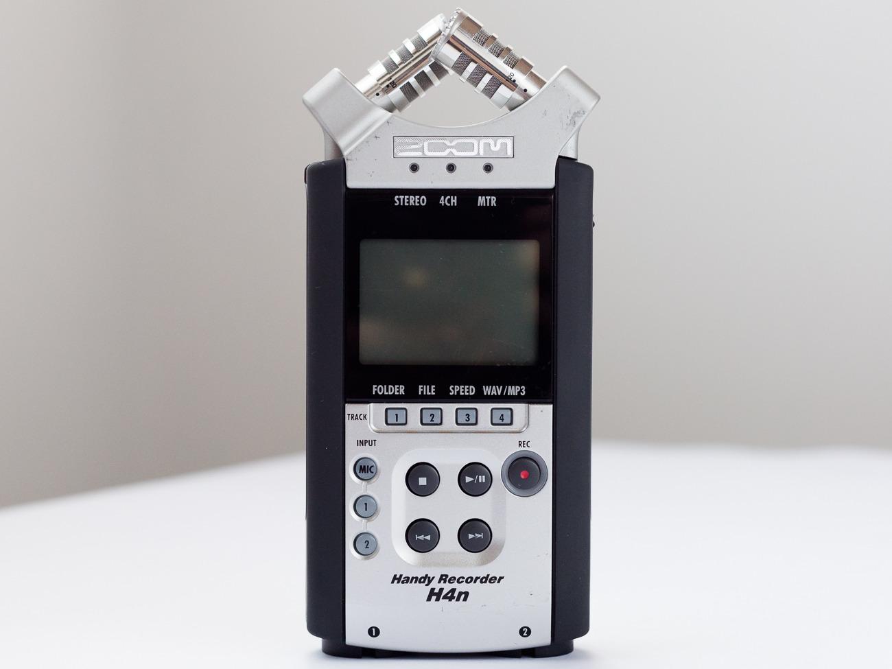Rent Zoom H4n Handy Recorder In London Fat Llama
