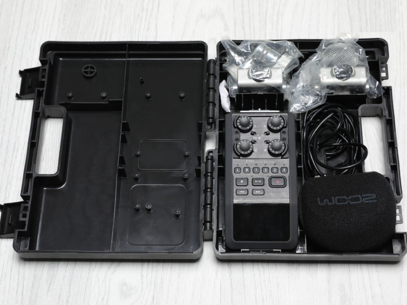 Rent Zoom H6 External Recorder In London Rent For 10 99 Day