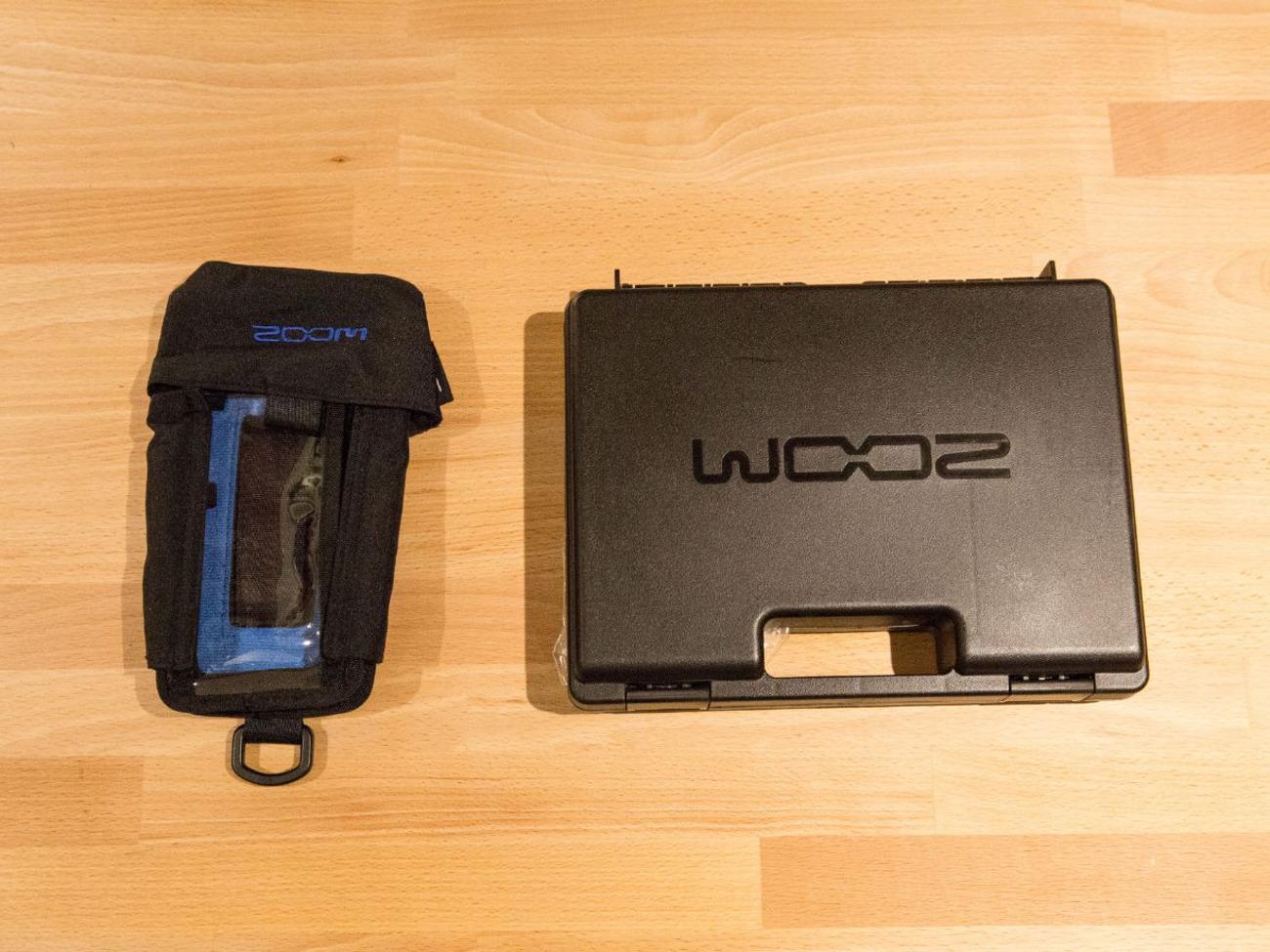 Rent Zoom H6 Handy Recorder W Attachments Waterproof Case Xlr