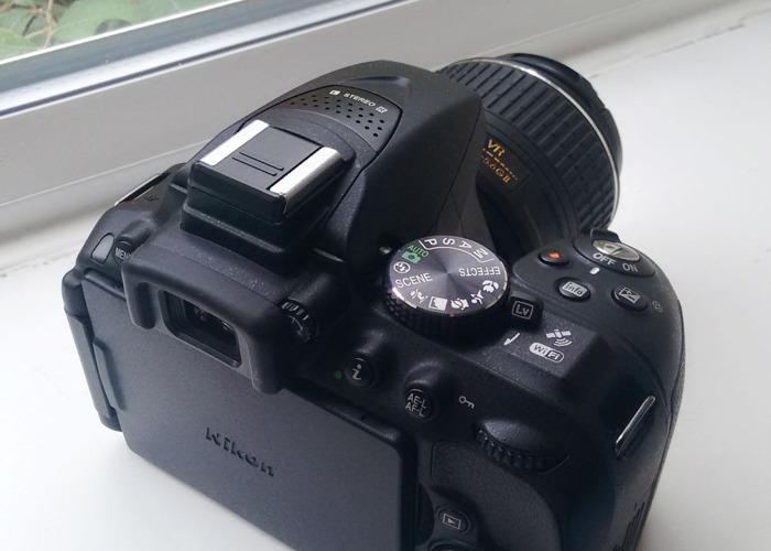 Nikon D5300 24.2MP Digital SLR Camera + Accessories - 2